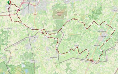 WR-05 Achtmaal – Zundert 70 km