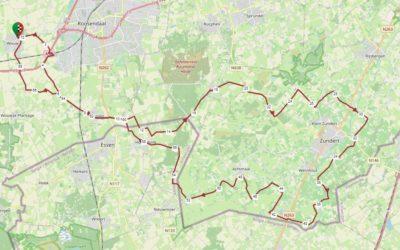 WR-07 Achtmaal -Zundert 70 km